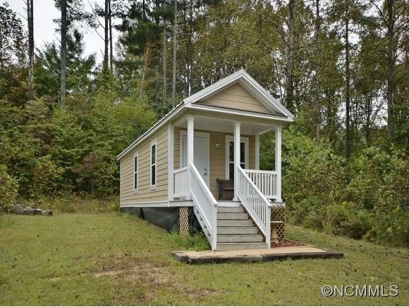 420 sq ft tiny house for sale in nc with 47 acres