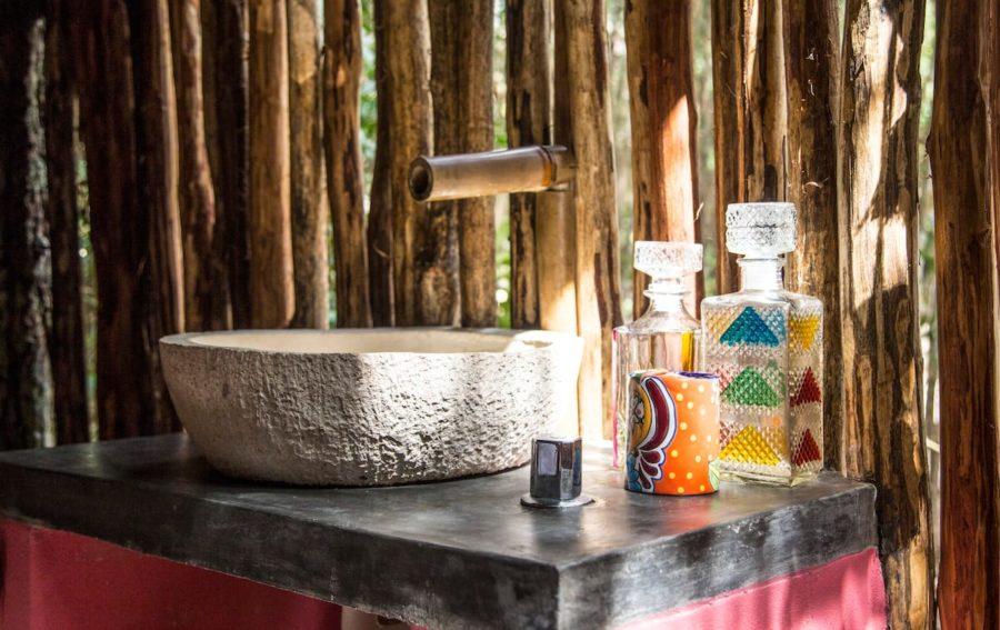 Mayan Coba Hut in Tulum Jungle 8