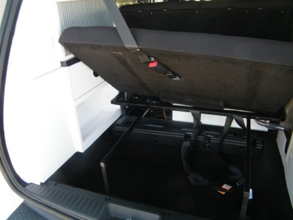 5 Mars RV Dodge Caravan Motorhome Conversion 0010