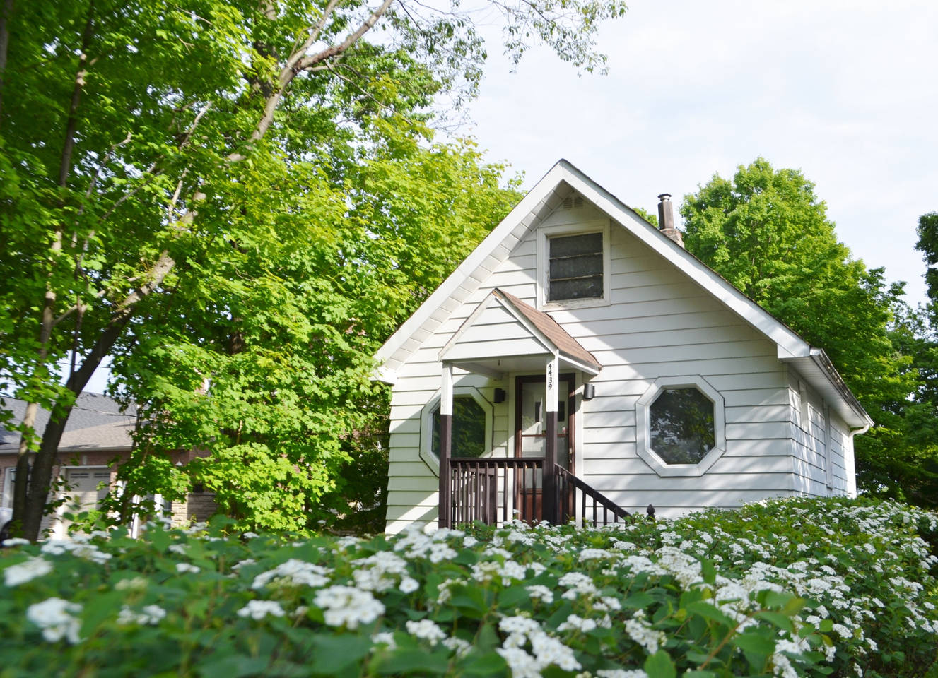 500 Sq Ft Cottage In Toronto