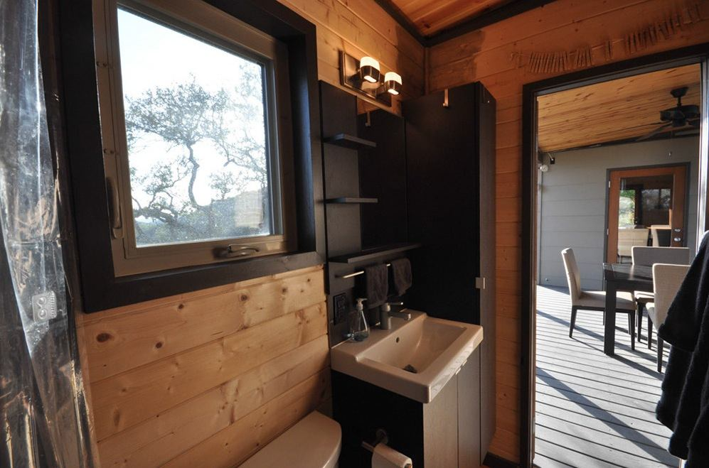 504 Sq. Ft. Modern Cabin Perfect for Live/Work Lifestyle