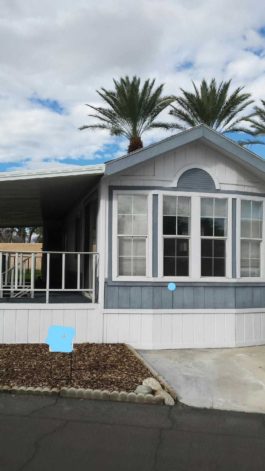 55 And Older Palm Springs Cottage For Sale