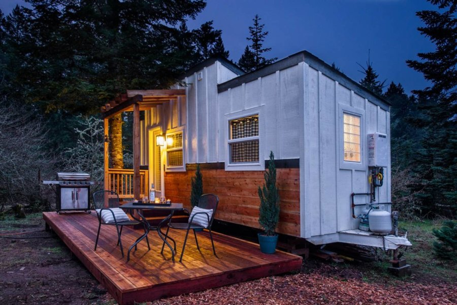 Tiny Homes to Quarantine In