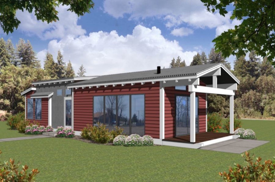 572-sq-ft SledHaus Prefab Home A Big Tiny House 0017