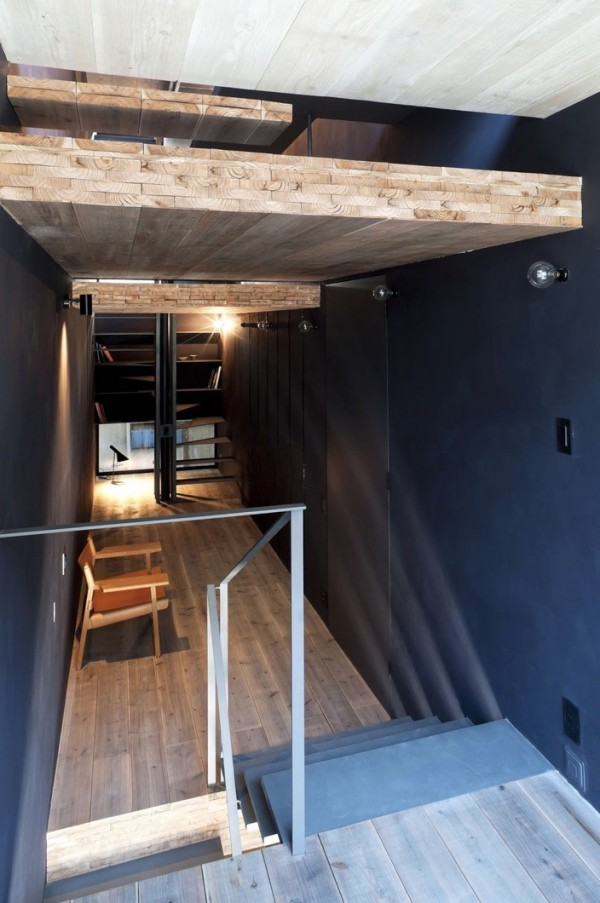 6' Wide Modern Tiny House