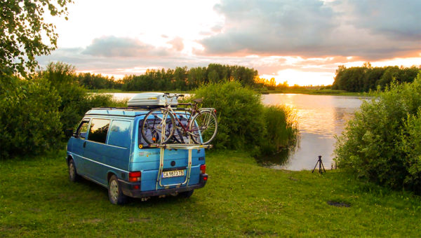 6 years living in a van – van life – Exploring Alternatives 3