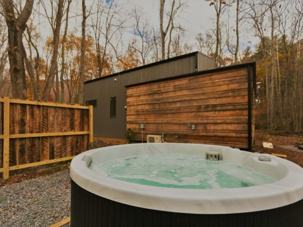 640sf Modcabin Near Asheville