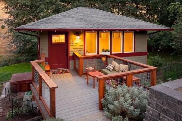 664 Sq Ft Cottage in Ashland OR by Carlos Delgado 001