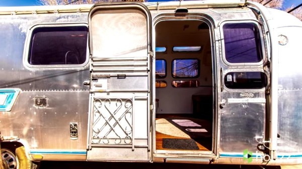70s Airstream Renovation Dad and Daughter Living Simply 007