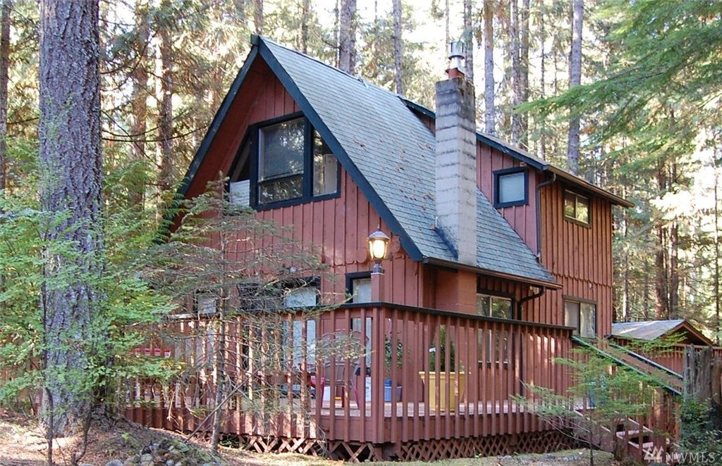 720 sq ft cabin in hoodsport for 720 sq ft house plans