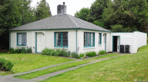 720 Sq Ft Cinder Block Cottage For Sale in Olympia WA 002