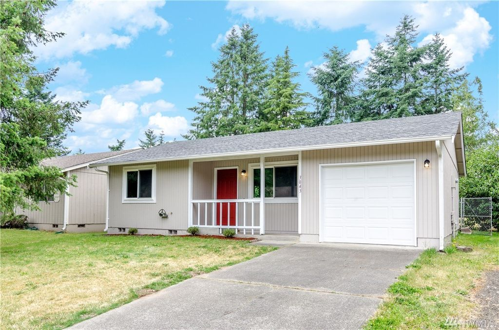 784 Sq Ft Small Home With Garage In Olympia