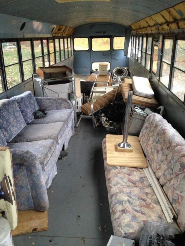 8 Students School Bus Conversion 002