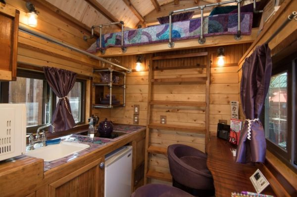 80 Sq Ft Roly Poly Tiny House For Sale 004