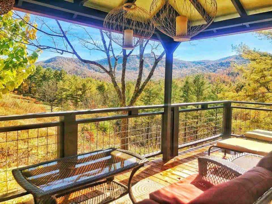 Field & Honey Log Cabin 19