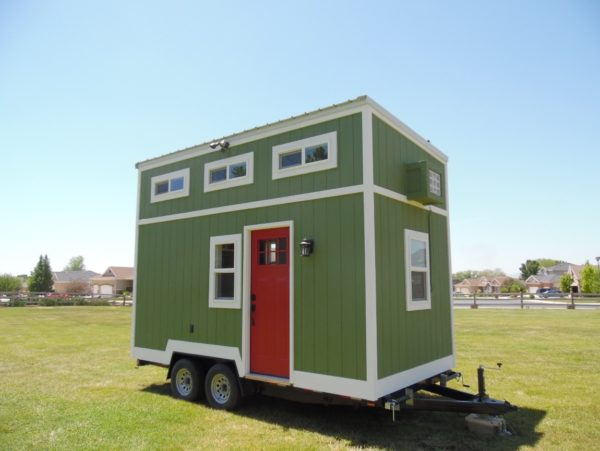 8x16 Birchwood Tiny House 0018