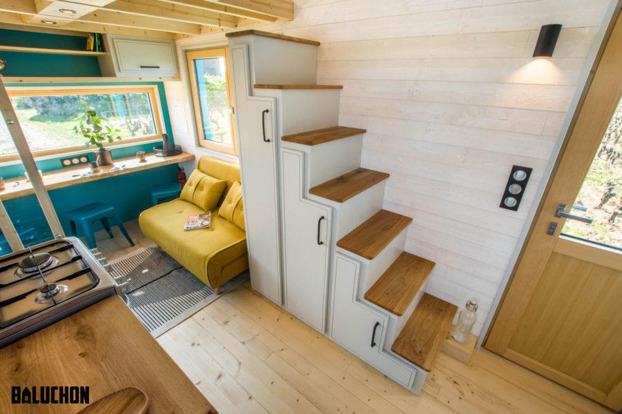 Tiny house Sïana 9