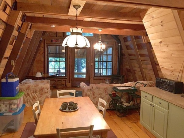A-frame Cabin For Sale in Fort Ann 003