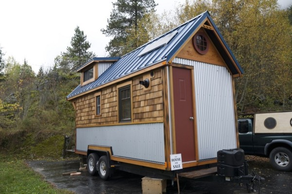 Acorn 2 Tiny House on Wheels  005