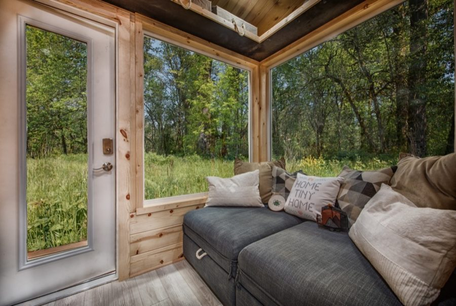 Acorn Tiny House by Backcountry Tiny Homes