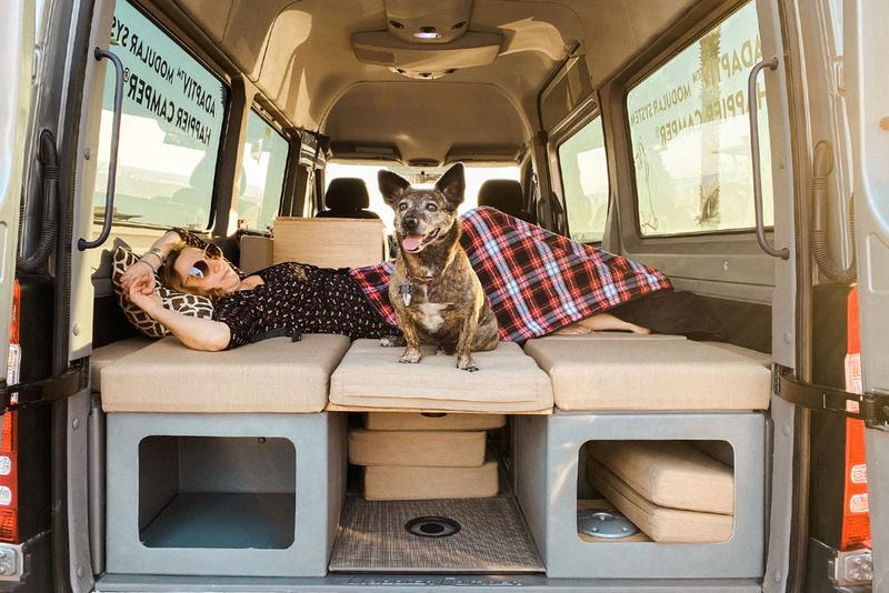 Adaptiv Modular Van Conversion Kit. 13