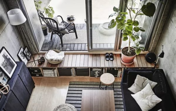 Aikos 269 Square Feet Apartment in Japan 001
