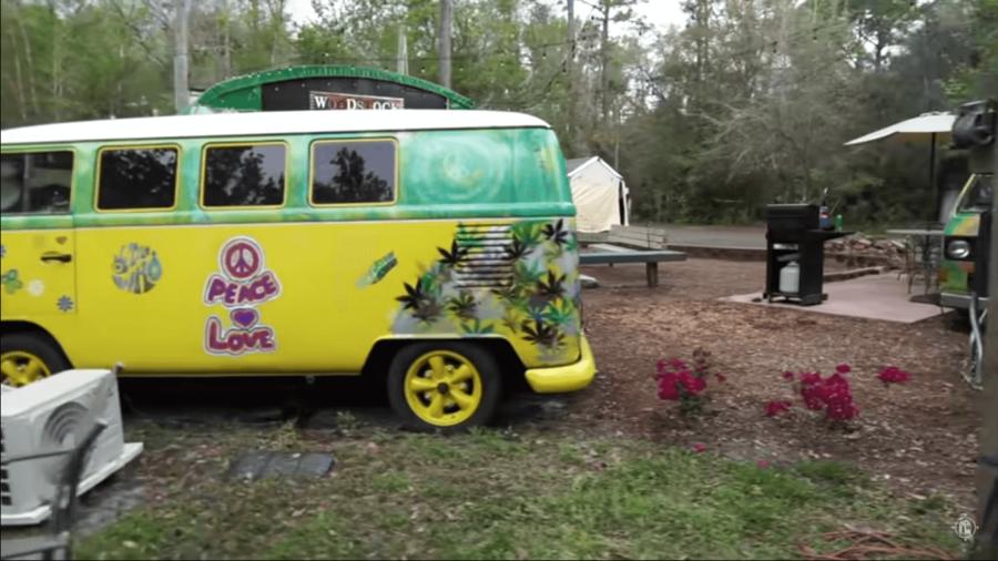 Airbnb Village w Treehouse Yurt, Alpacas & More 12