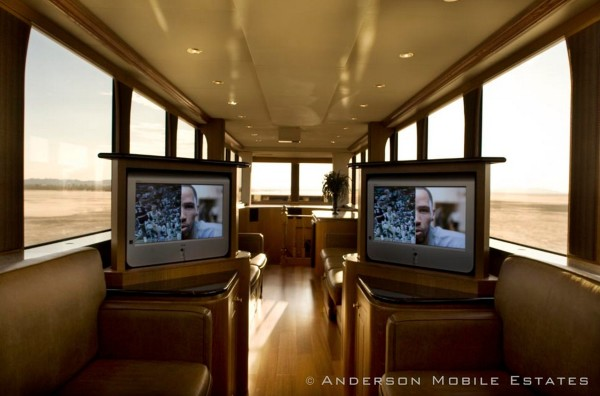 Anderson Mobile Estates Double Decker Semi Trailer 18 Wheeler Conversion 03