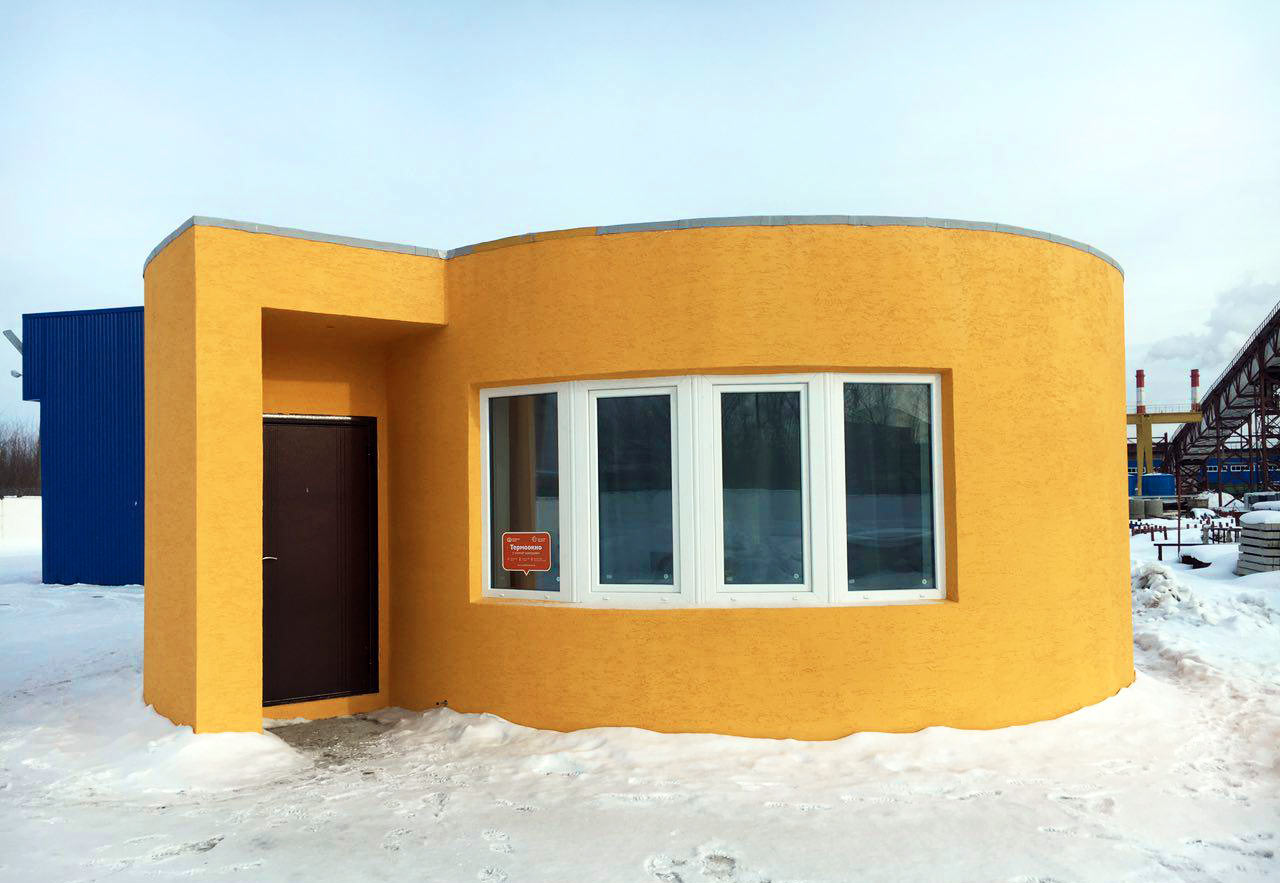 Apiscor 3d Printed A House In 24 Hours For 10 000