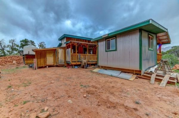 Artsy Tiny Cabin with Amazing Views in Utah For Sale 0020