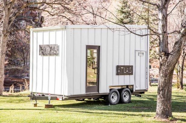 Atlas Tiny House on Wheels 001