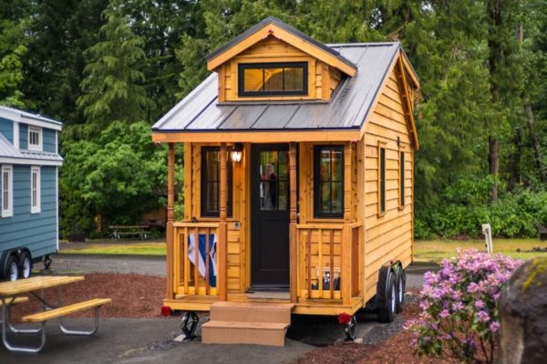 Atticus Tiny House at Mt Hood Tiny House Village via TinyHouseTalk-com 0026