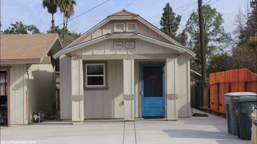 Backyard Tiny Houses Are Helping California's Housing Problem (And Beyond): Here's How... via Faircompanies