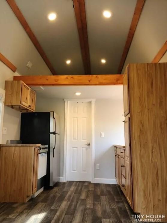 Barn Tiny House For Sale In Lynden Washington via Luke L Tiny House Marketplace 004