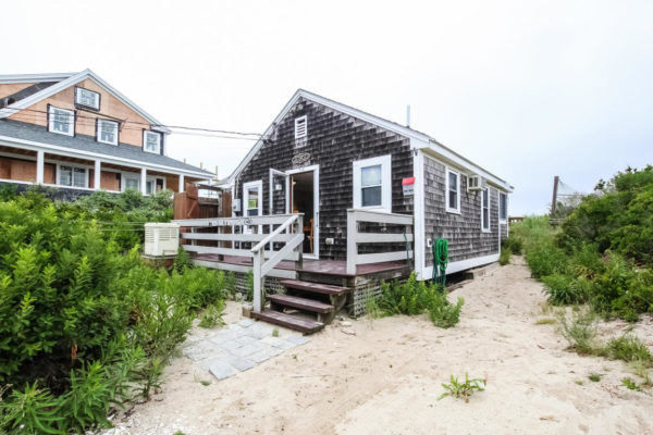 Beachfront Tiny House in Sandwich MA