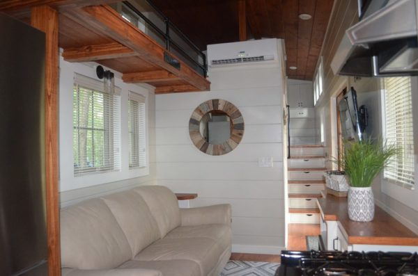 Beautiful Tiny House with Large Deck For Sale 003