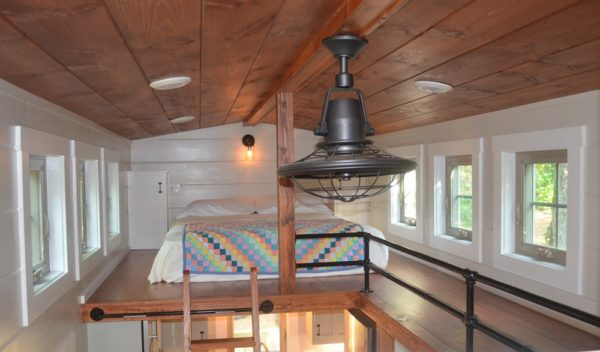 Beautiful Tiny House with Large Deck For Sale 006