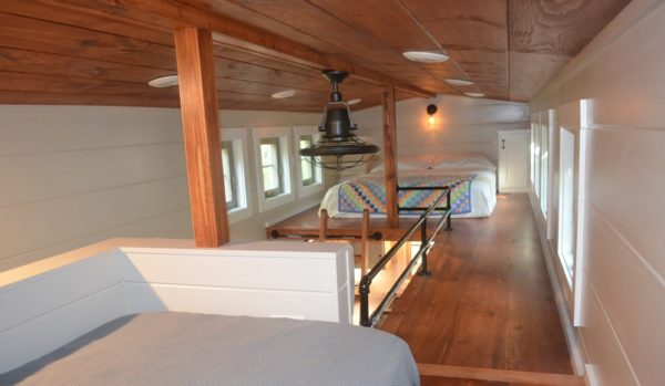 Beautiful Tiny House with Large Deck For Sale 007
