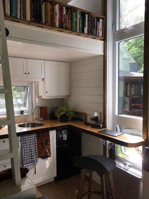 Blakes Beautiful 7×11 Tiny House – The Scout THOW 001