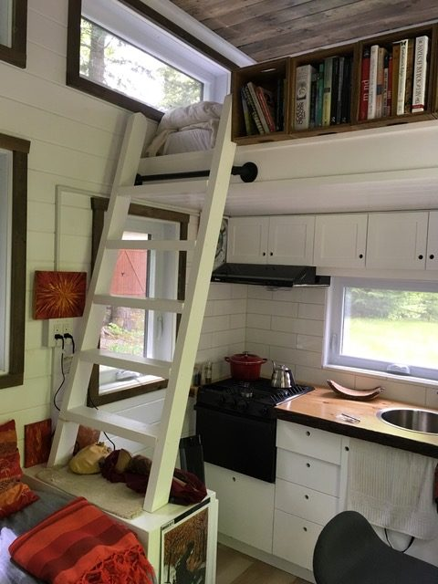 Blakes Beautiful 7×11 Tiny House – The Scout THOW 003