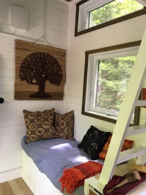 Blakes Beautiful 7×11 Tiny House – The Scout THOW 005