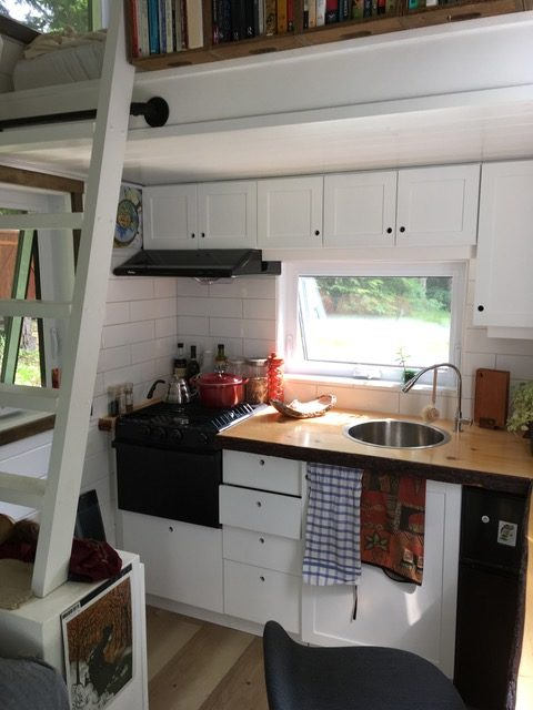 Blakes Beautiful 7×11 Tiny House – The Scout THOW 006
