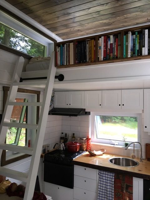 Blakes Beautiful 7×11 Tiny House – The Scout THOW 007