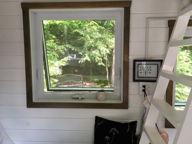 Blakes Beautiful 7×11 Tiny House – The Scout THOW 008