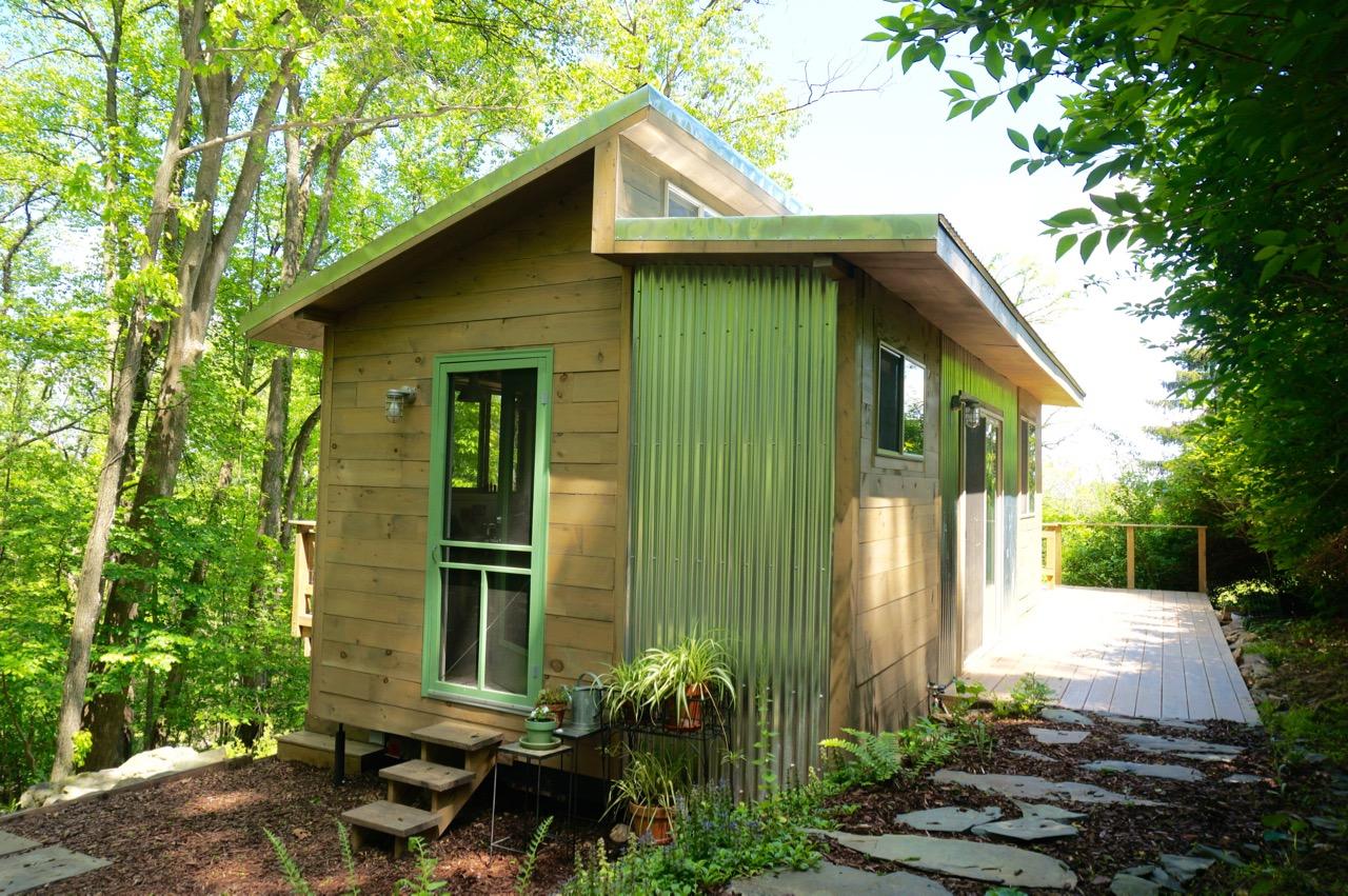 Micro Cabin Plans