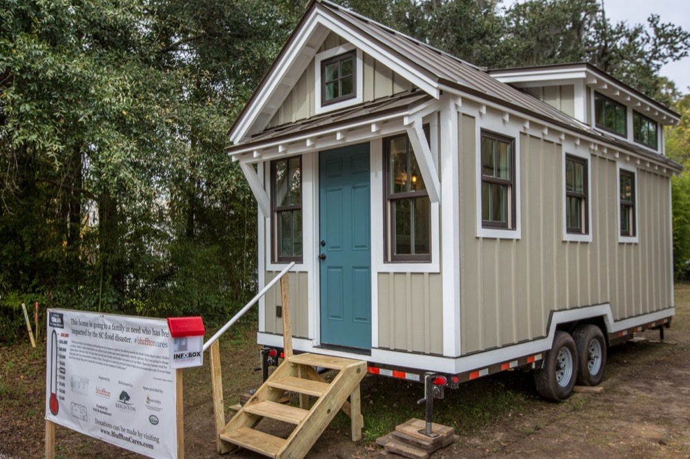 Tiny Mobile Homes On Wheels