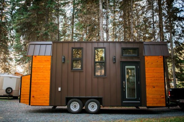 Borealis Tiny Homes 24ft Aspen Tiny House 0027
