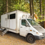 Box Truck Tessa – Camper Conversion 1