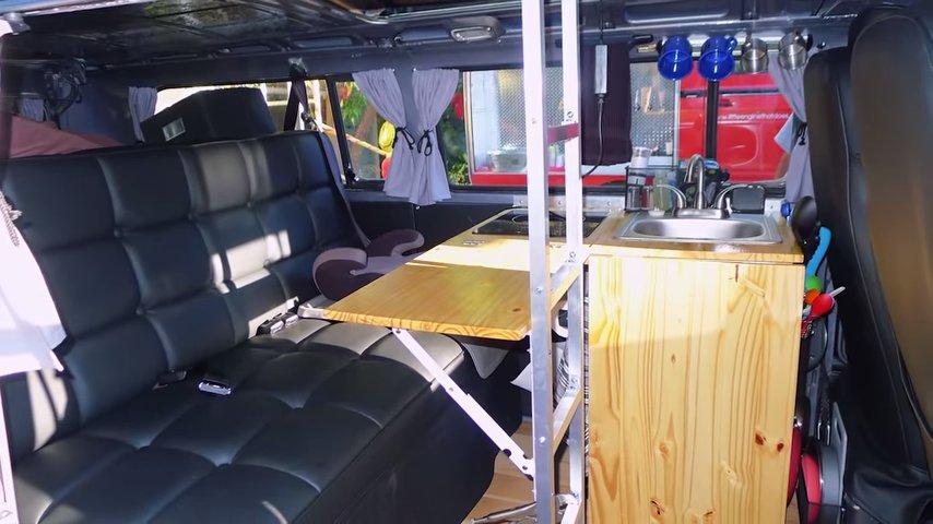 Brett Belans Solar Powered EV VW Bus