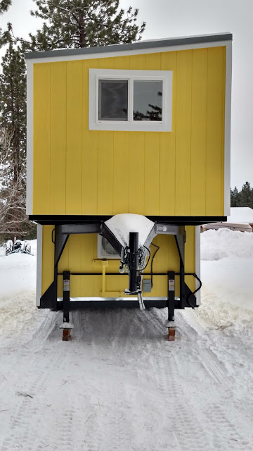 24-Foot Brighton Gooseneck THOW by Molecule Tiny Homes